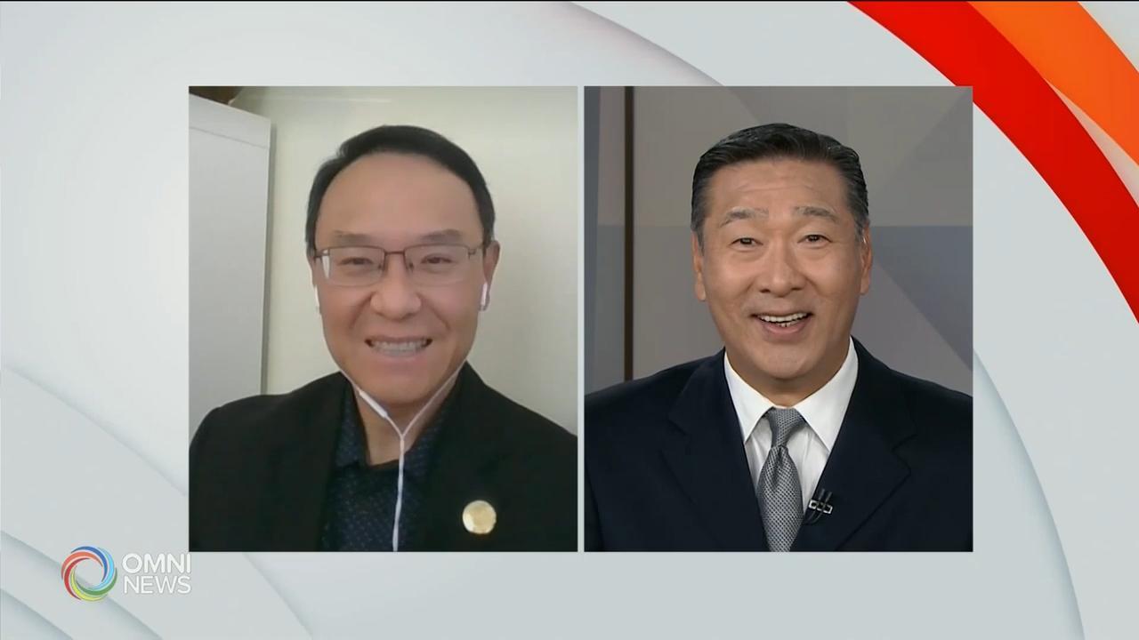约克区教育局委员崔冰辉分享从政历程- Nov 20, 2020