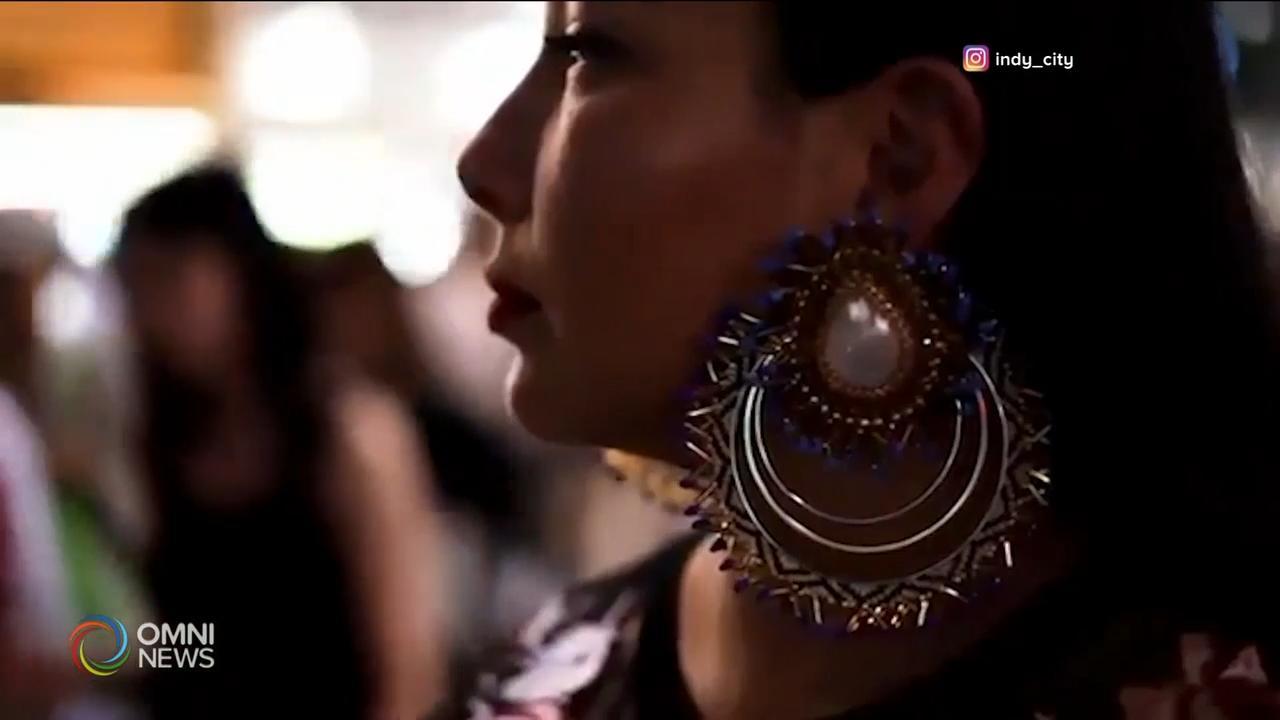 多伦多原住民时装周开幕- Nov 25, 2020