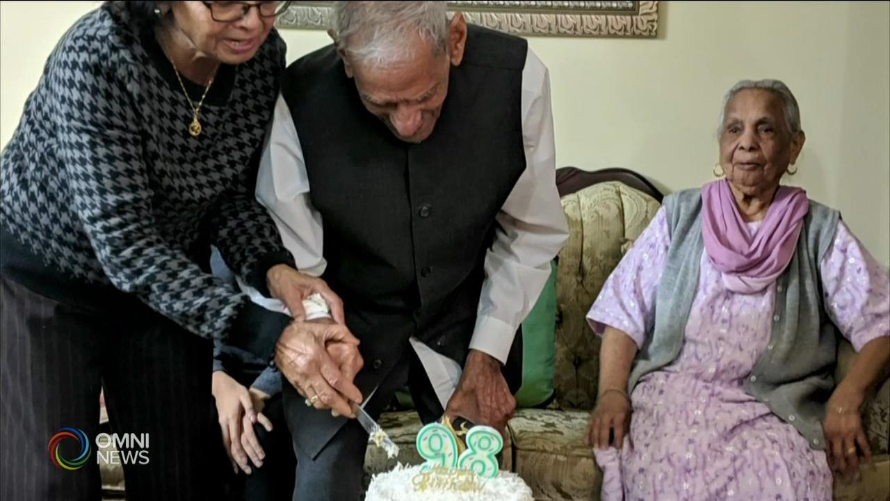 A very special 100th birthday celebration!