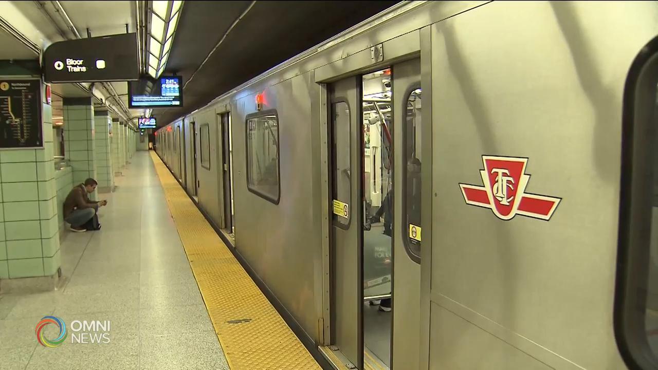 地鐵一號線部分車站開始關閉 — Dec 04, 2020 (ON)