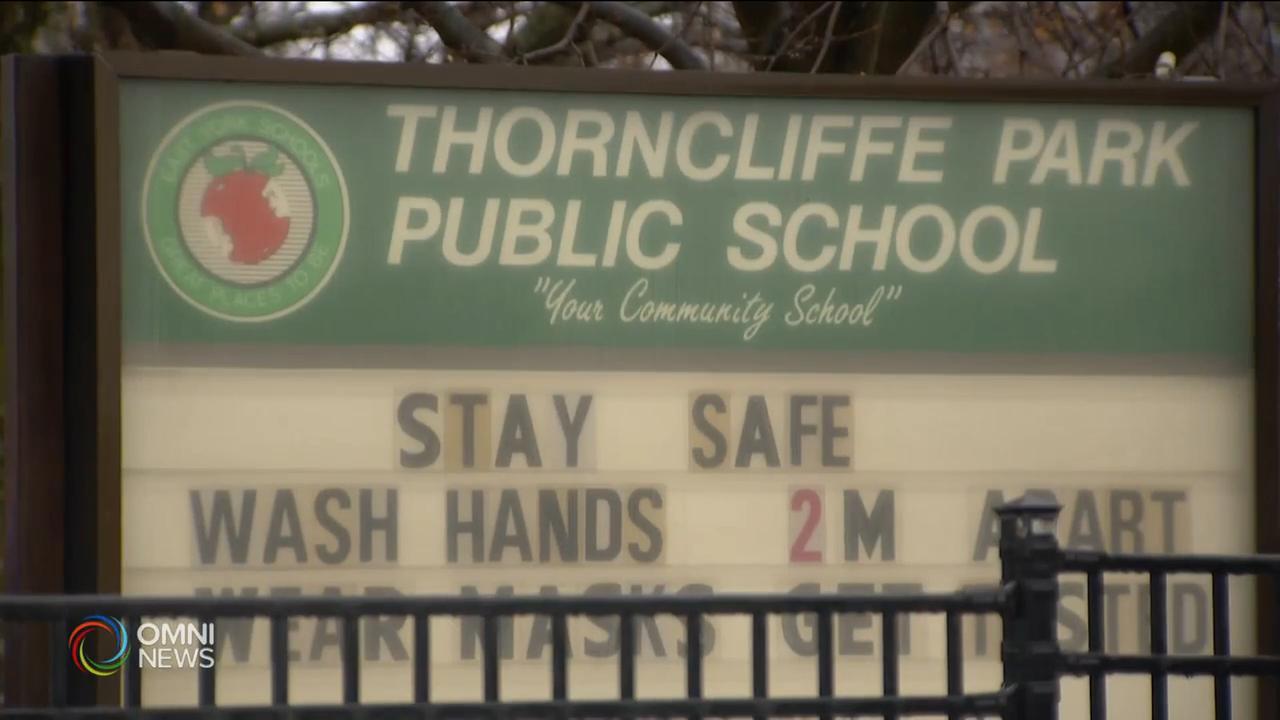 有多倫多公校教師不滿疫情安排罷課 — Dec 03, 2020 (ON)