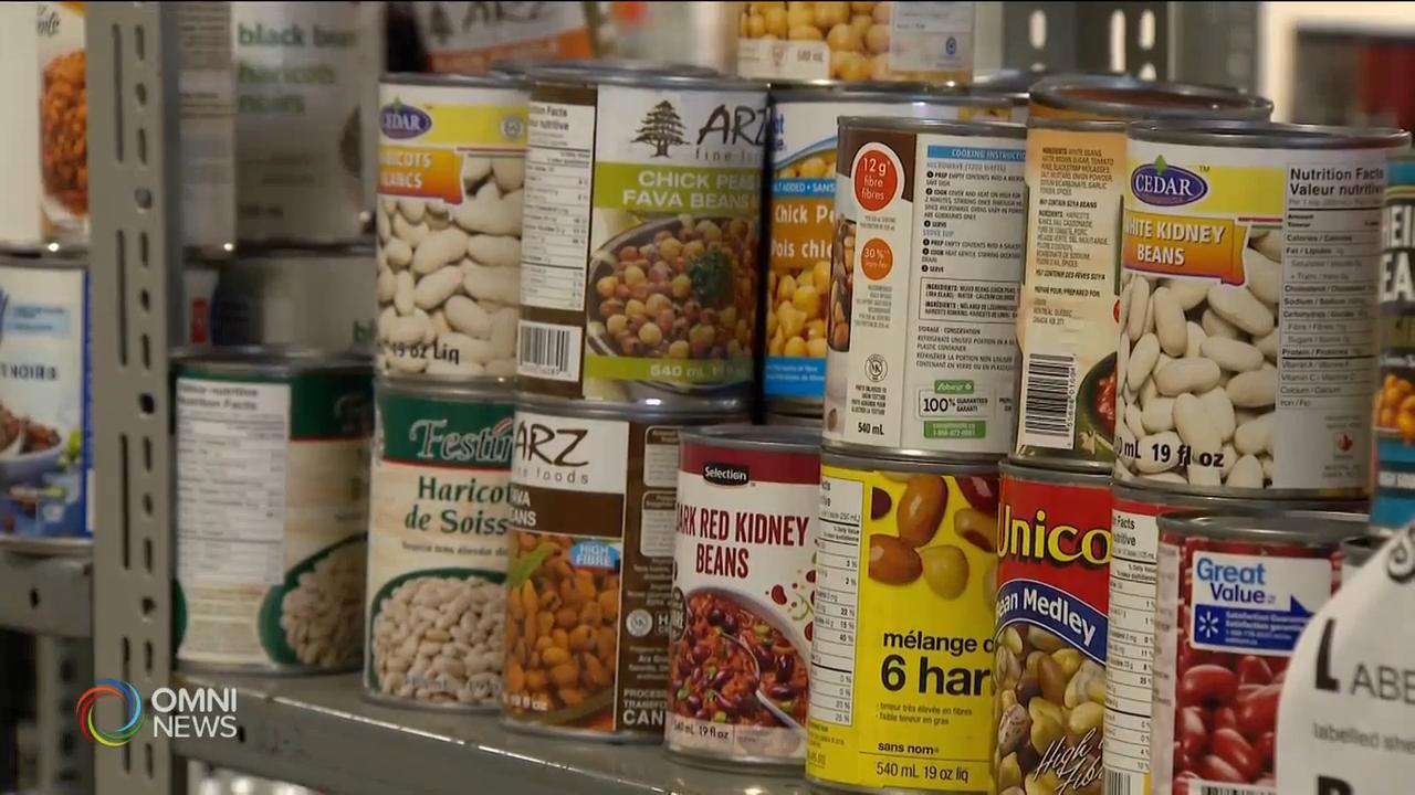 安省食物銀行發表年度飢餓報告 — Nov 30, 2020 (ON)