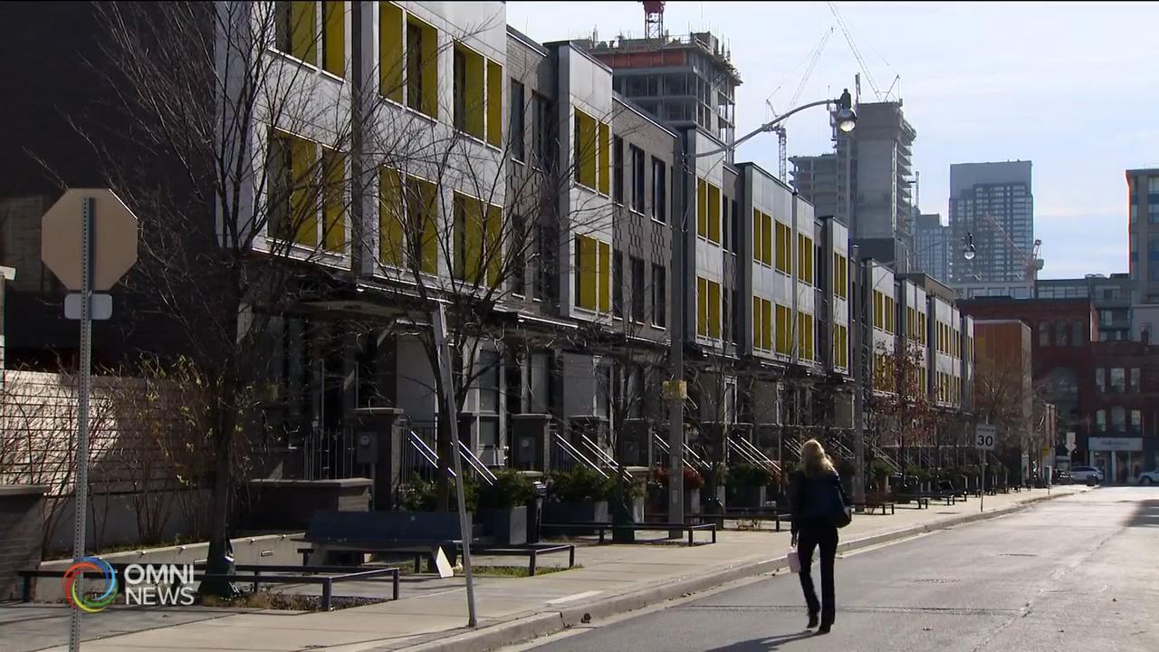 多伦多市将讨论征收空置物业税 — Dec 03, 2020 (ON)