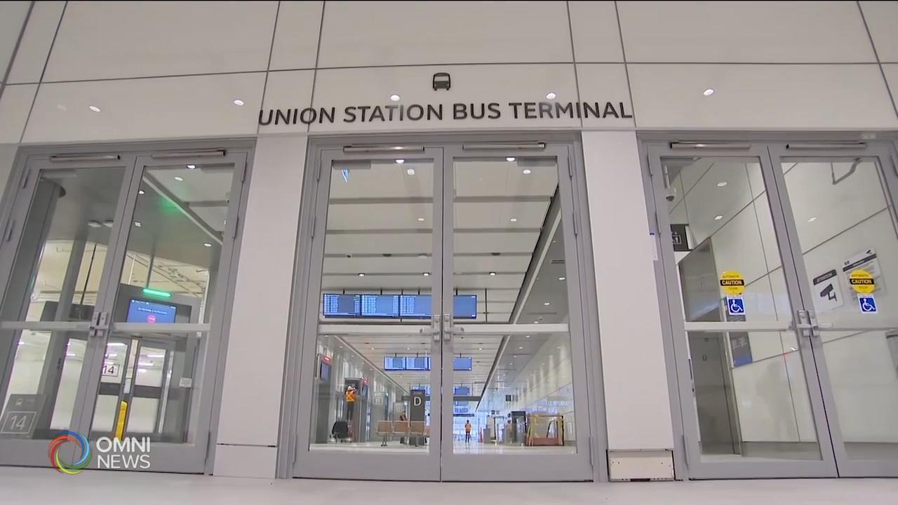 新联合车站GO巴士总站投入服务 - Jan 11, 2021
