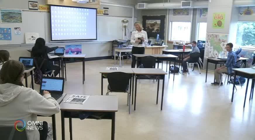 溫哥華學校局增加高中課堂授課時間 (BC) – JAN 21, 2021