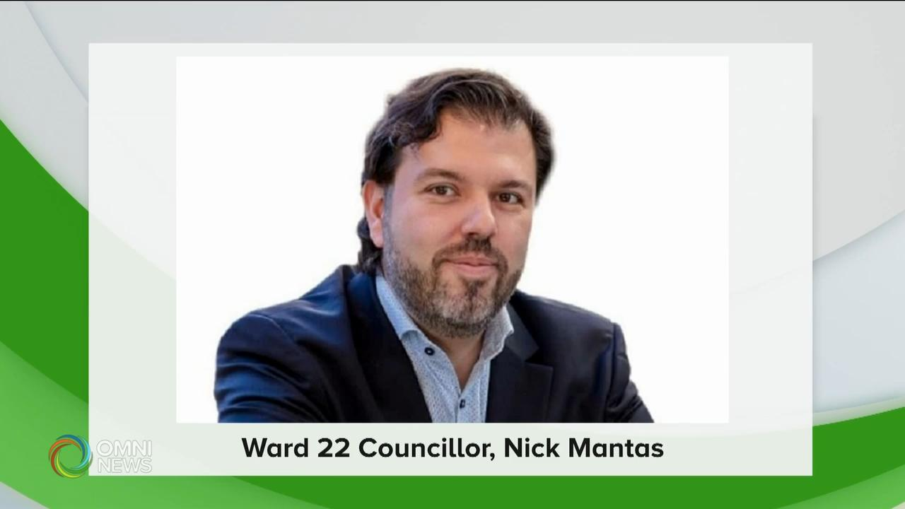 詹嘉礼助理Nick Mantas 贏得多市議員補選- Jan 18, 2021