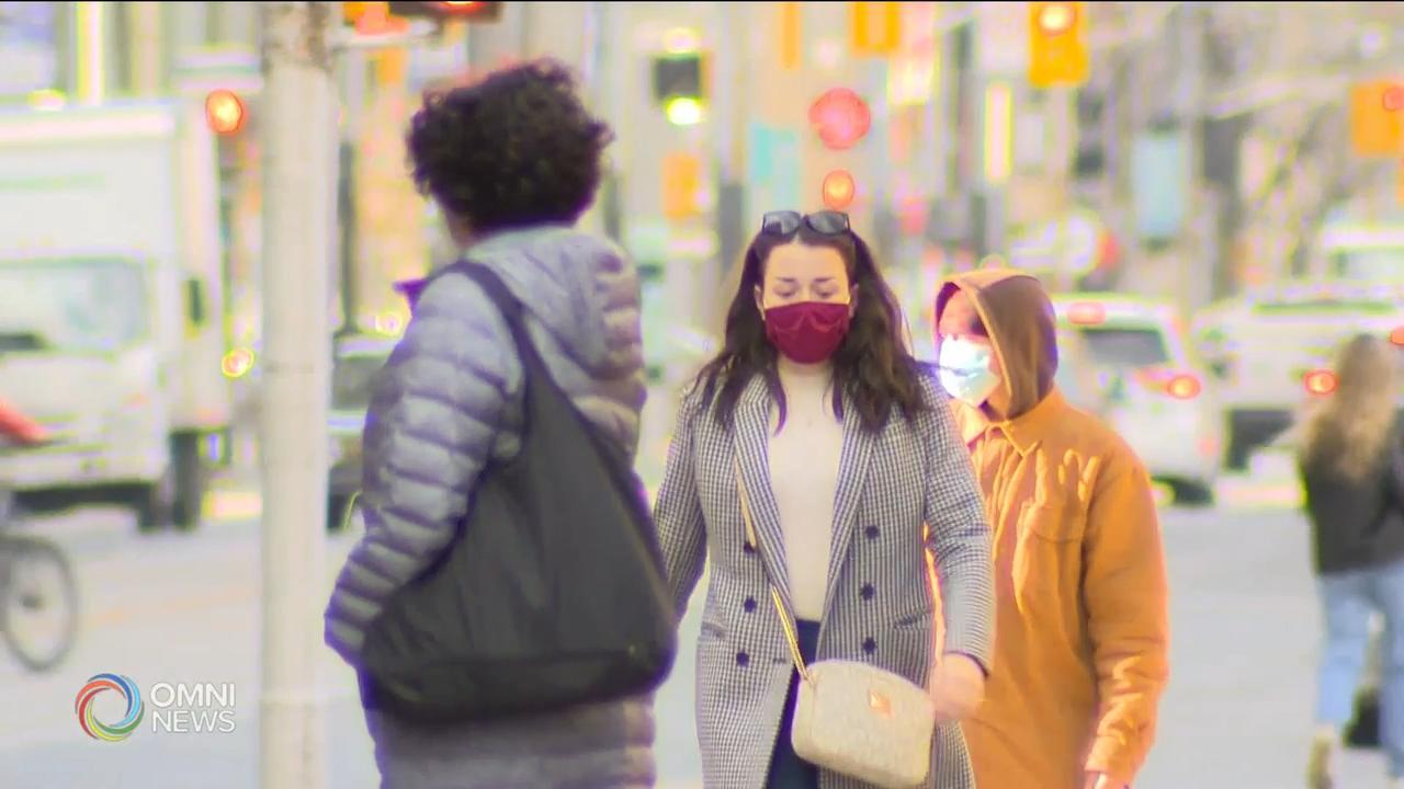 华裔教授研究疫情对北美华人的影响- Jan 19, 2021