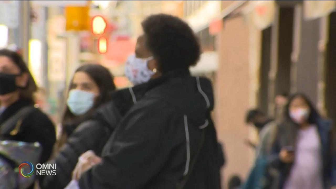 疫情模型预测安省疫情到达危险程度- Jan 12, 2021