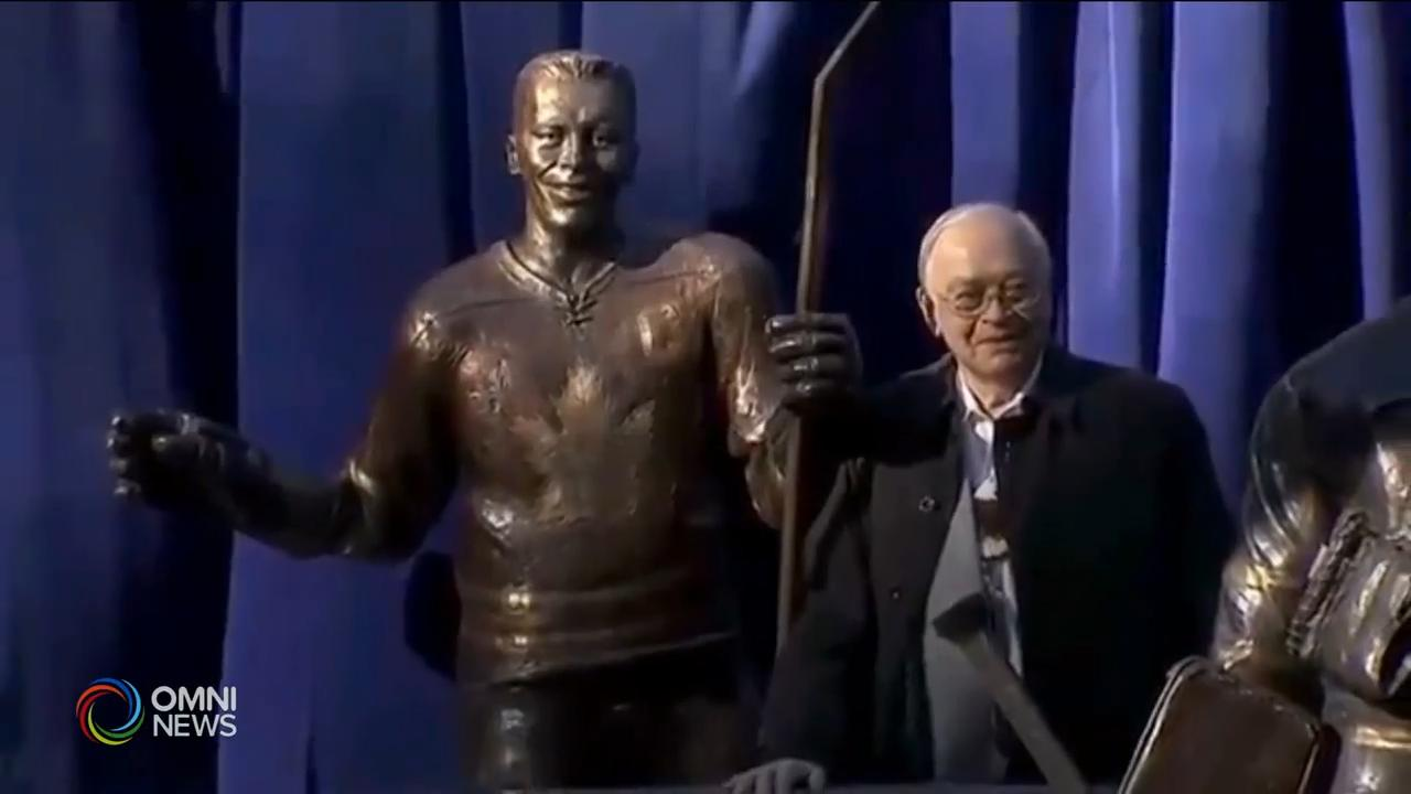 加拿大冰球传奇人物George Armstrong逝世 - Jan 25, 2021