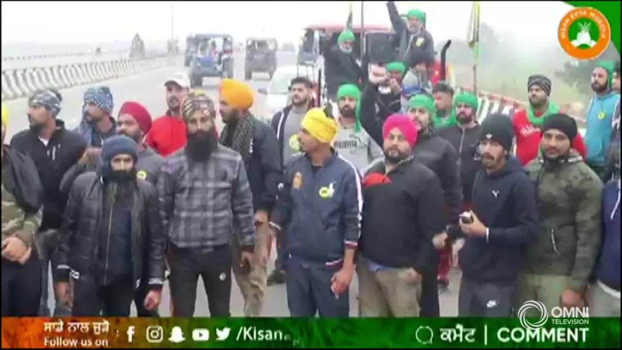 Hockey Night in Canada Punjabi – Kisan Protests in India