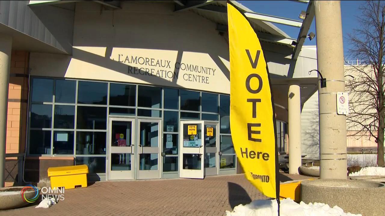 士嘉堡補選投票明天如期舉行 — Jan 14, 2021 (ON)