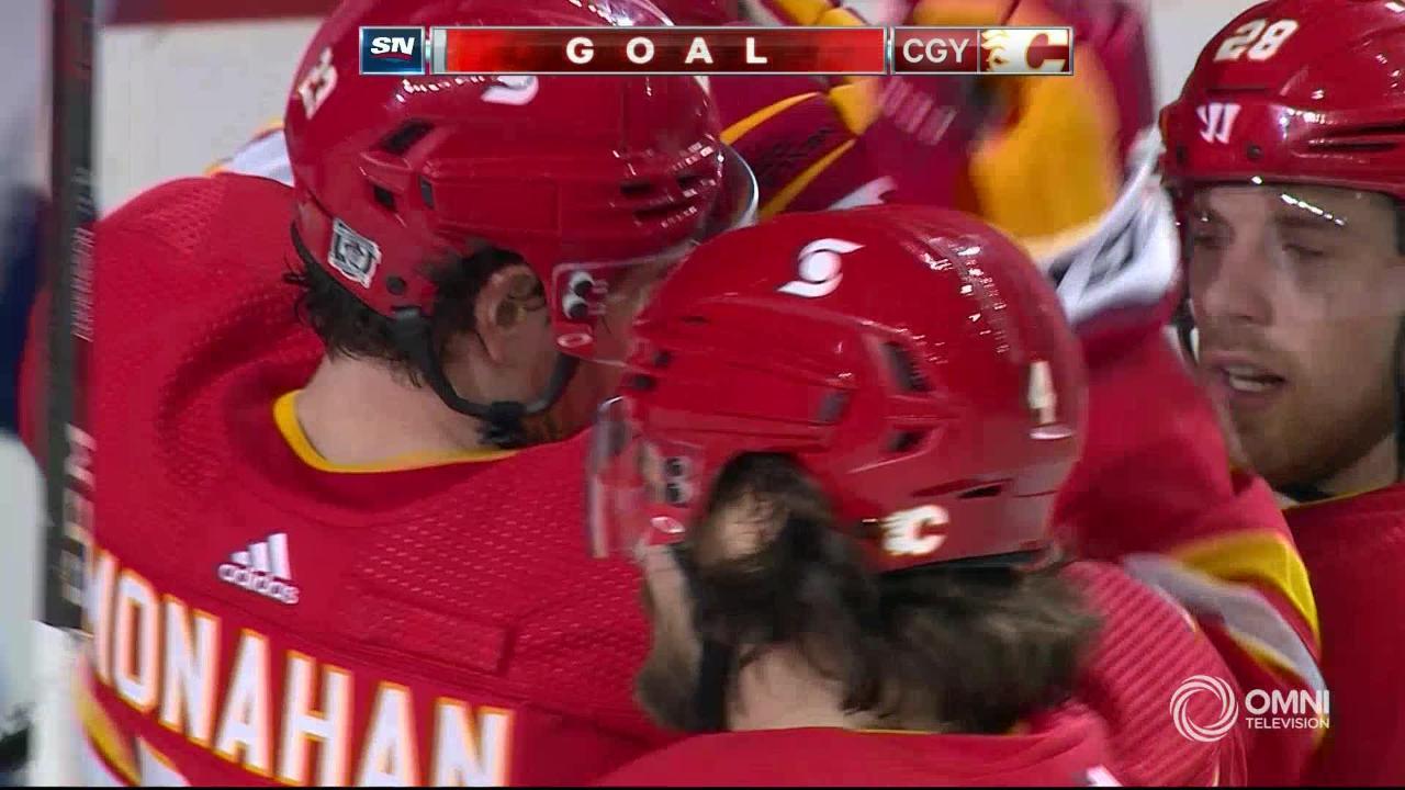 Tkachuk Goal